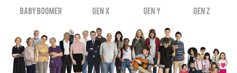 Generations in HI 2021