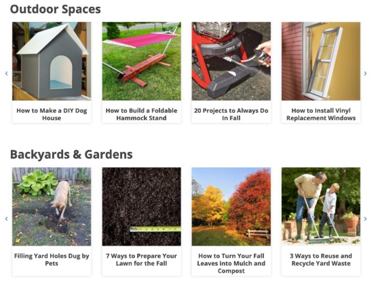 HIRI Home-basing Outdoor Spaces
