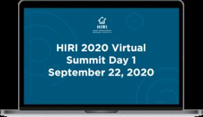HIRI 2020 Summit Day 1 Laptop Icon
