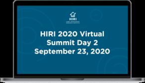 HIRI 2020 Summit Day 2 Laptop Icon