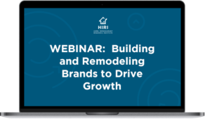 Building and Remodeling Brands to Drive Growth Laptop Icon