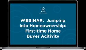 HIRI Webinar Jummping into Homeownership 2020 laptop icon