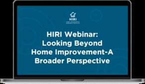HIRI Webinar Looking Beyond Home Improvement Laptop Icon