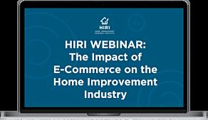 Impact of E Commerce on HI Industry Sept 2021 Lapton Icon