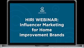 Influencer Marketing for HI Brands Laptop Mockup