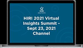 HIRI 2021 Summit Day 3 Laptop Icon