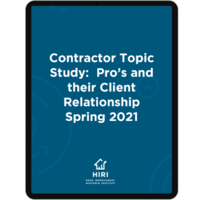 Contractor Topic Study Spring 2021 i Pad Mockup