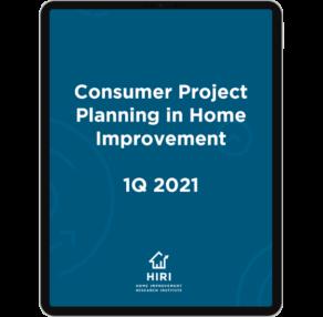 Consumer Project Planning Q1 2021