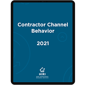 Contractor channel