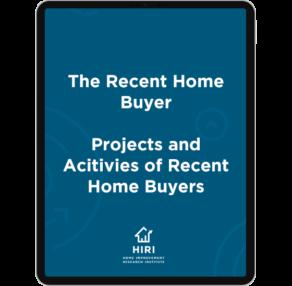 Recent Home Buyer